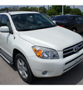 toyota rav4 2006 white suv limited gasoline 6 cylinders front wheel drive automatic 78729
