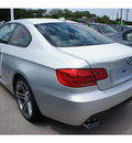 bmw 328i 2013 silver coupe gasoline 6 cylinders rear wheel drive automatic 78729