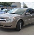 saturn aura 2007 beige sedan xr gasoline 6 cylinders front wheel drive shiftable automatic 78233