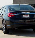 chrysler 200 2013 black sedan limited flex fuel 6 cylinders front wheel drive automatic 62034