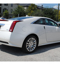 cadillac cts 2013 white coupe 3 6l premium gasoline 6 cylinders rear wheel drive automatic 77002