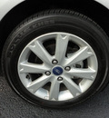 ford fiesta 2012 silver sedan se gasoline 4 cylinders front wheel drive automatic 37087