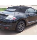 mitsubishi eclipse spyder 2012 black se gasoline 4 cylinders front wheel drive automatic 77065