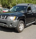 nissan xterra 2007 black suv x gasoline 6 cylinders 4 wheel drive manual 06019