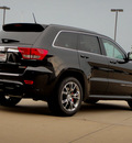 jeep grand cherokee 2013 black suv srt8 gasoline 8 cylinders 4 wheel drive automatic 62034