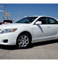toyota camry 2010 white sedan gasoline 4 cylinders front wheel drive automatic 76502