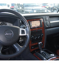 jeep commander 2009 black suv limited flex fuel 8 cylinders 4 wheel drive automatic 07730