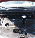 nissan murano 2011 dk  red sl gasoline 6 cylinders front wheel drive automatic with overdrive 76018