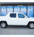 honda ridgeline 2008 white pickup truck rtl gasoline 6 cylinders 4 wheel drive automatic 77034