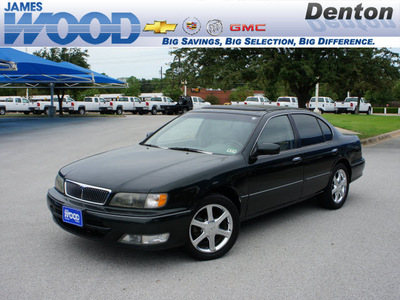 infiniti i30 1997 green sedan touring gasoline 6 cylinders front wheel drive automatic 76206