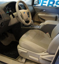 ford edge 2008 lt  gray suv se gasoline 6 cylinders front wheel drive automatic 75062