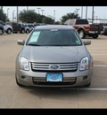 ford fusion 2009 grey sedan se gasoline 6 cylinders front wheel drive 6 speed automatic 75041