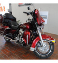 harley davidson flhtcu 2010 red ult class elec gld 2 cylinders not specified 77539