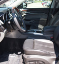 cadillac srx 2010 black suv performance collection gasoline 6 cylinders front wheel drive automatic 76018
