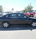 chevrolet impala 2010 black sedan ls flex fuel 6 cylinders front wheel drive automatic 13502