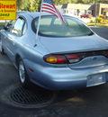 ford taurus 1997 blue sedan gasoline v6 front wheel drive automatic 43560