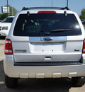 ford escape 2011 silver suv limited flex fuel 6 cylinders front wheel drive automatic 75080