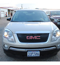 gmc acadia 2008 gold suv sle gasoline 6 cylinders front wheel drive automatic with overdrive 77590