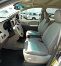 toyota sienna 2011 green van limited 7 passenger gasoline 6 cylinders front wheel drive automatic with overdrive 77469