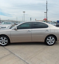 lexus es 330 2006 gold sedan gasoline 6 cylinders front wheel drive automatic with overdrive 77074