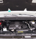 nissan titan 2011 white sl flex fuel 8 cylinders 2 wheel drive automatic 76018