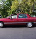 cadillac deville 1996 red sedan gasoline v8 front wheel drive automatic 27330
