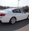 bmw 5 series 2013 white sedan 535i xdrive gasoline 6 cylinders all whee drive automatic 99352