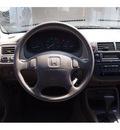 honda civic 1997 aloe green sedan lx 4 cylinders automatic 28217