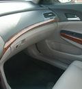 honda accord 2011 dk  gray sedan ex l gasoline 6 cylinders front wheel drive automatic 46219