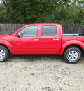 nissan frontier 2007 red nismo gasoline 6 cylinders rear wheel drive automatic 75901