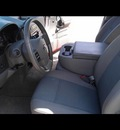 nissan titan 2007 red pickup truck se ffv flex fuel 8 cylinders rear wheel drive automatic 77037