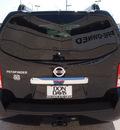 nissan pathfinder 2012 black suv gasoline 6 cylinders 2 wheel drive automatic 76011