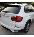 bmw x5 2012 white xdrive35d diesel 6 cylinders all whee drive automatic 78729