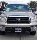 toyota tundra 2010 tan grade gasoline 8 cylinders 2 wheel drive automatic with overdrive 77477