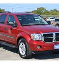 dodge durango 2007 red suv slt gasoline 8 cylinders rear wheel drive automatic 76801