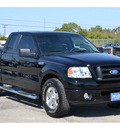 ford f 150 2008 black fx2 sport gasoline 8 cylinders 2 wheel drive automatic 76801