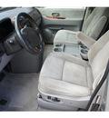 kia sedona 2005 gray van ex gasoline 6 cylinders front wheel drive automatic 78748