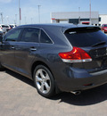 toyota venza 2009 gray wagon fwd v6 gasoline 6 cylinders front wheel drive automatic 76087