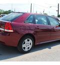 chevrolet malibu maxx 2006 dk  red hatchback lt gasoline 6 cylinders front wheel drive automatic 77020