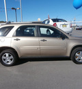 chevrolet equinox 2008 gold suv ls gasoline 6 cylinders all whee drive automatic 13502