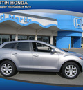 mazda cx 7 2008 gray grand touring gasoline 4 cylinders automatic 46219