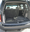 honda pilot 2011 dk  gray suv lx gasoline 6 cylinders 4 wheel drive automatic 46219