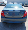 ford fusion 2012 blue sedan sel flex fuel 6 cylinders front wheel drive automatic 76234