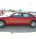 chrysler 300 2009 dk  red sedan touring gasoline 6 cylinders rear wheel drive automatic with overdrive 77642