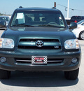 toyota sequoia 2007 dk  green suv sr5 gasoline 8 cylinders rear wheel drive automatic with overdrive 77469