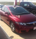 honda civic 2009 sedan exl gasoline 4 cylinders front wheel drive not specified 76116