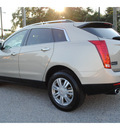 cadillac srx 2010 gold suv luxury collection gasoline 6 cylinders front wheel drive 6 speed automatic 77002