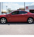 pontiac grand prix 2008 dk  red sedan gxp gasoline 8 cylinders front wheel drive automatic 78006