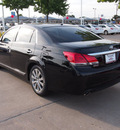 toyota avalon 2012 black sedan limited 6 cylinders automatic 76116