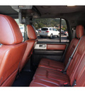 ford expedition el 2010 black suv king ranch 8 cylinders automatic 78028